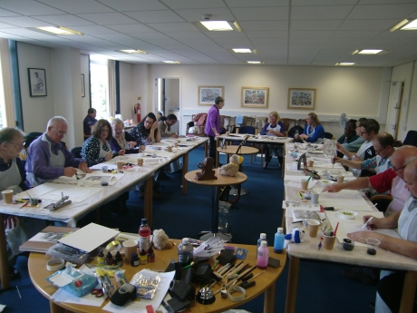 Stroke Association Art Workshops
